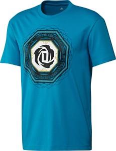 Rose T恤 (藍)  NT$1,190