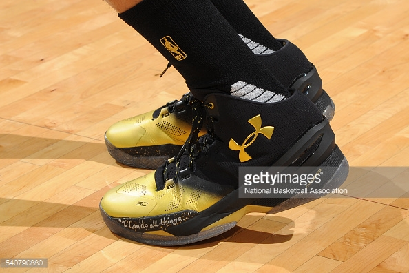 Stephen Curry – Under Armour Curry 2 'MVP'