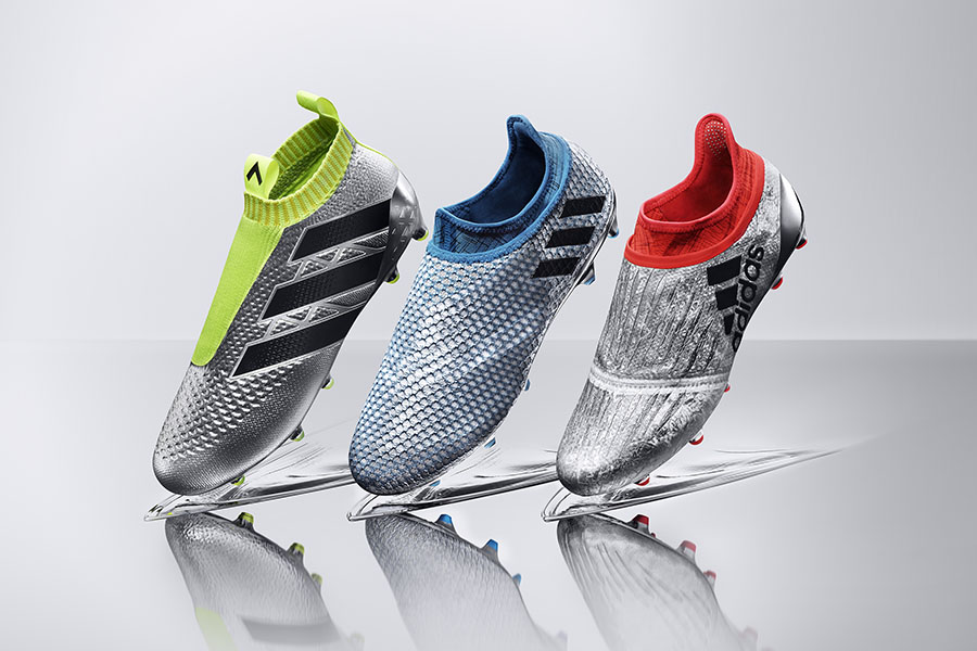 从日前发表的无鞋带足球鞋来看
