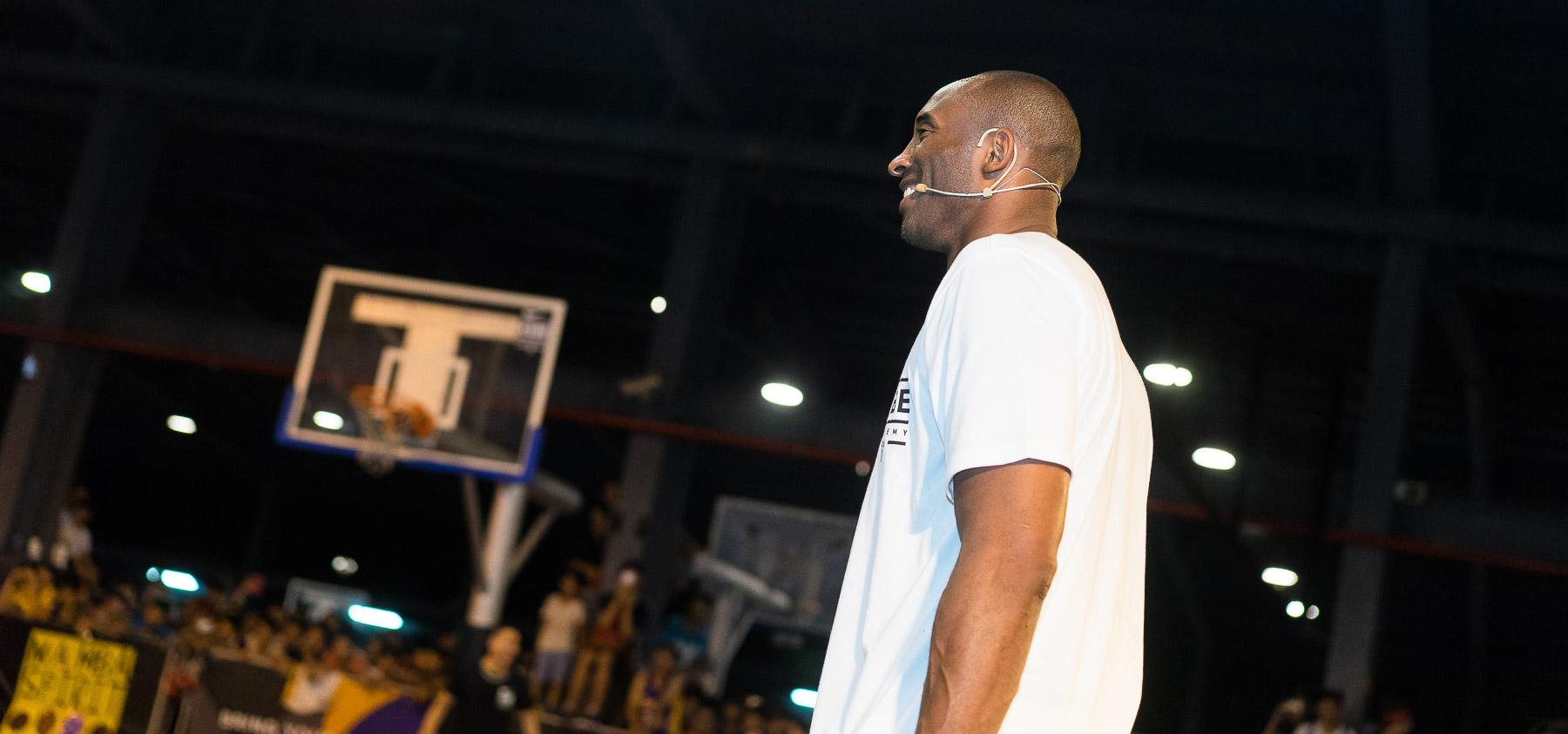 「KOBE ACADEMY」籃球訓練活動直擊