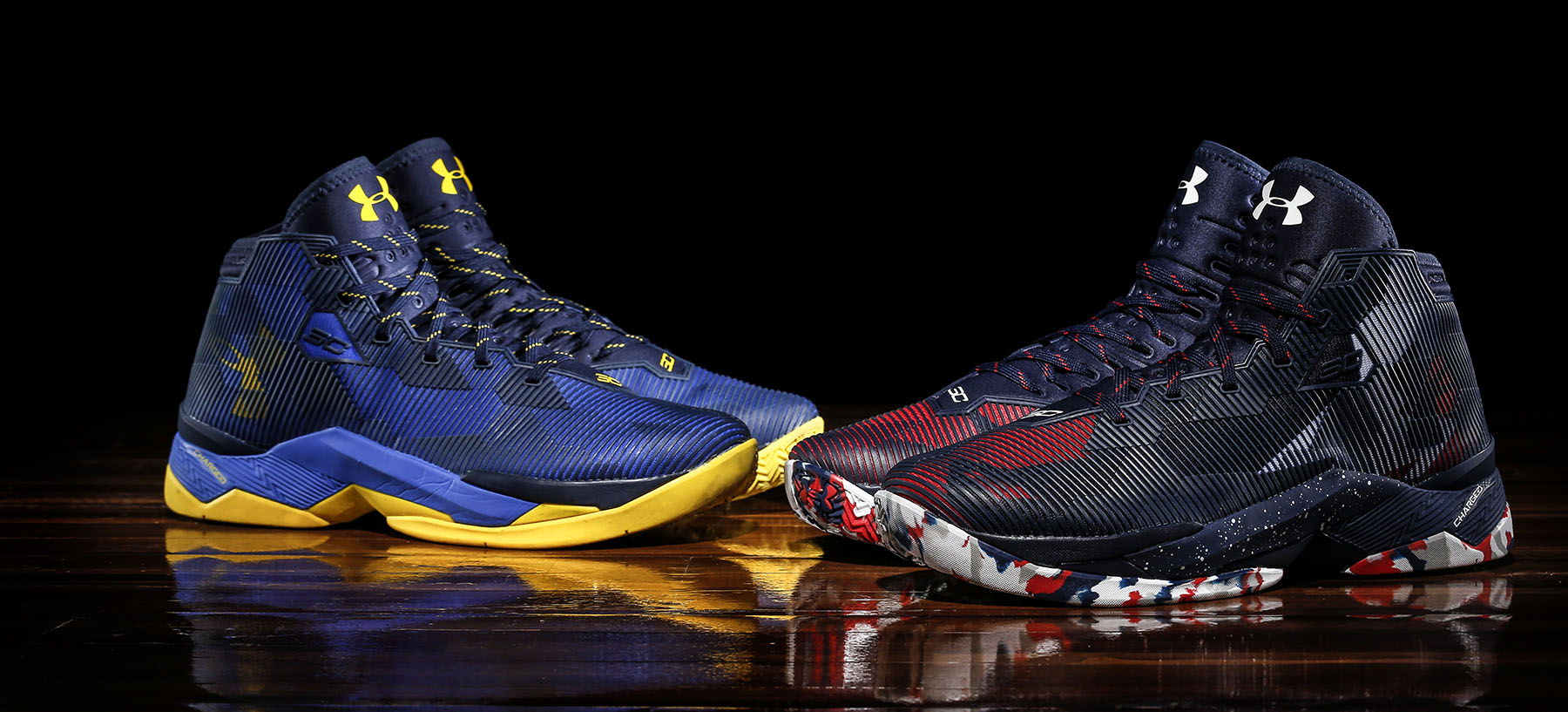 UNDER ARMOUR CURRY 2.5 系列報導
