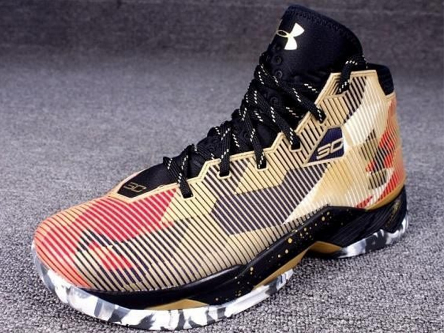 Basketball Shoes Under Armour Vs Nike